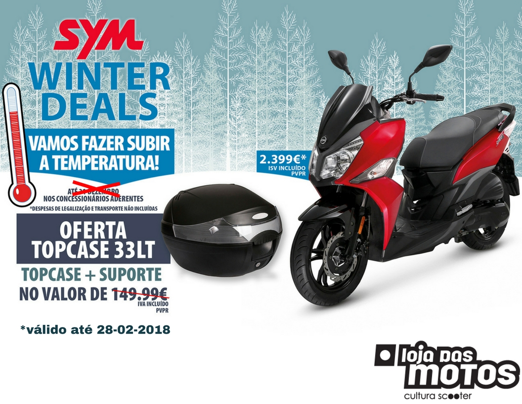 Campanha Winter Deals